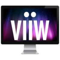 viiw (โปรแกรม viiw ขยับภาพหน้าจอ รู้สึกถึงมิติของภาพพื้นหลัง สำหรับ Mac)