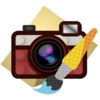 Photobricks (โปรแกรม Photobricks สร้างรูปภาพตัวต่อ หลากหลายสี บน Mac)