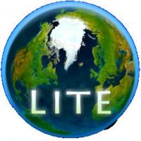 Earth 3D Lite (โปรแกรม Earth 3D Lite พื้นหลัง มองโลก ในห้วงอวกาศ บน Mac)