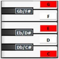Easy Chord (โปรแกรมดูคอร์ด เทียบคอร์ดกับตัวโน๊ต บน PC ใช้งานฟรี)