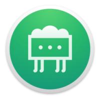 Icons8 Lite (โปรแกรม Icons8 Lite ค้นหาไอคอน หยิบจากเมนูบาร์ บน Mac)