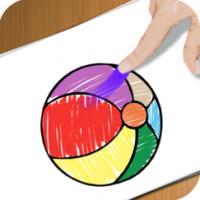 Learn to Draw (โปรแกรม Learn to Draw เรียนการวาดรูปสิ่งของ ครั้งแรก บน Mac)