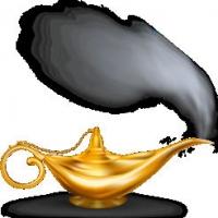 Arabic Genie (โปรแกรม Arabic Genie เขียนงาน พิม์พงาน ภาษาอาราบิค บน Mac)
