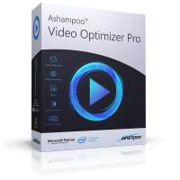 Ashampoo Video Optimizer Pro (โปรแกรมแก้ไขวีดีโอ ระดับมืออาชีพ ฟีเจอร์ครบจบในตัวเดียว)