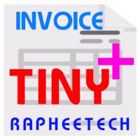INVOICE TINY PLUS (โปรแกรมขายหน้าร้าน ออกใบ Invoice มีภาษาไทย สำหรับงานการขาย)
