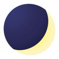 Desktop Moon (โปรแกรม Desktop Moon ดวงจันทร์จำลอง บนหน้าจอ Mac)