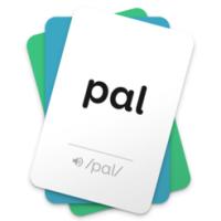 PAL Flashcards (โปรแกรม PAL Flashcards สร้างบัตรคำศัพท์ เรียนรู้สิ่งใหม่ๆ บน Mac)